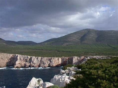 porto conte sardegna parco naturale porto conte sardegna