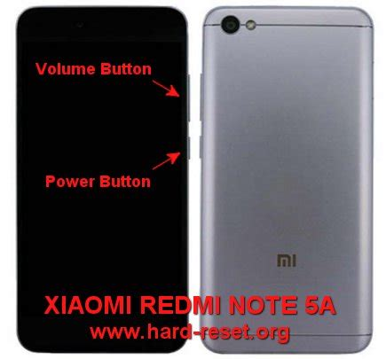 format factory xiaomi how to easily master format xiaomi redmi note 5a with