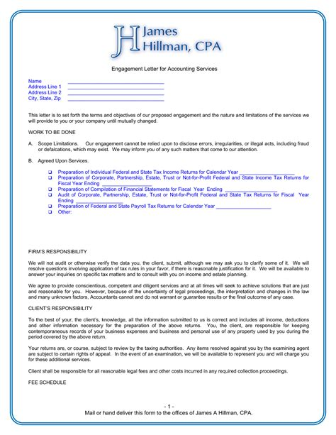 bookkeeping agreement template 28 images sle