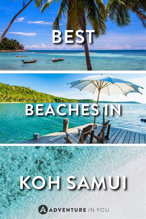 ko samui best koh samui beaches ultimate guide to the best beaches