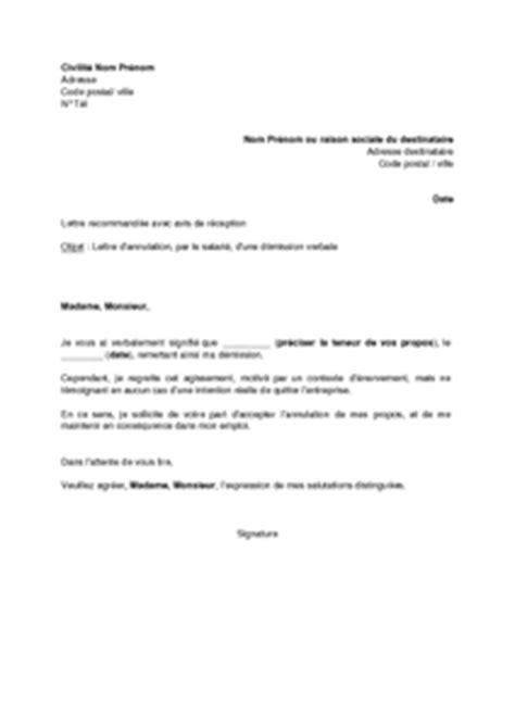Lettre D Annulation De Rendez Vous Visa Modele Annulation Preavis Document