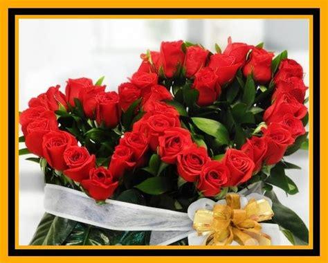 imagenes flores en forma de corazon fotos de arreglos florales en forma de corazon imagen de
