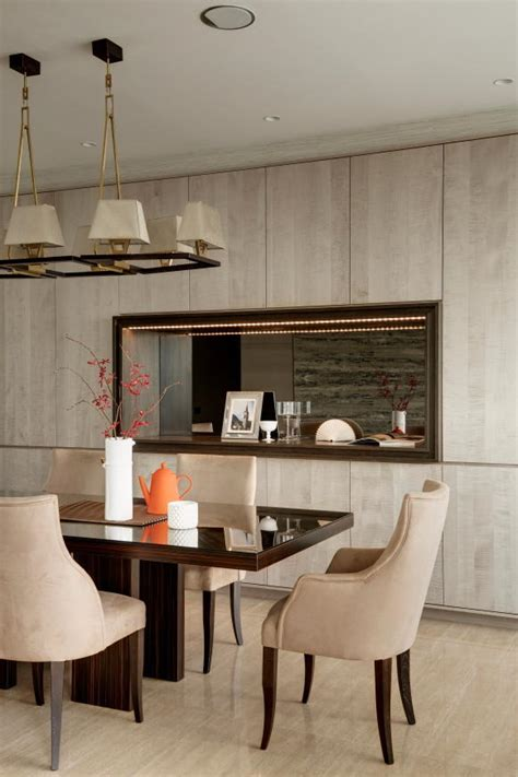 stylish modern classic dining rooms  inspire