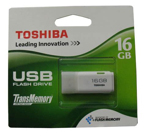 Flash Memory Toshiba 16 Gb Toshiba Thnu16hay Bl4 16 Gb Flash Memory Toshiba Transmemory Usb 2 0 It Shop Bg