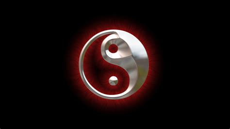 android wallpaper yin yang yin yang mobile wallpaper for desktop netbook 1366x768 hd
