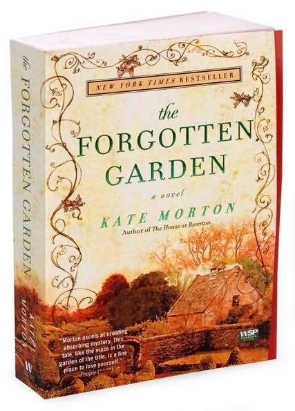 The Written World: The Forgotten Garden by Kate Morton