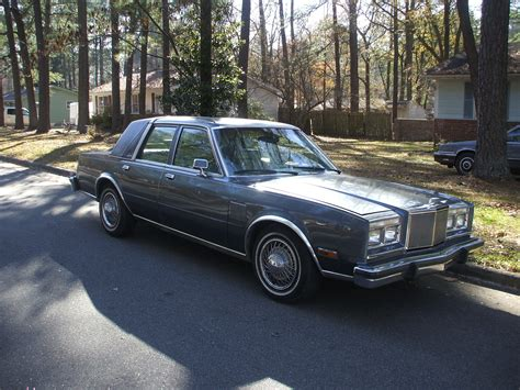 Family Chrysler by The Mopar Family 1987 Chrysler Fifth Ave Specs Photos