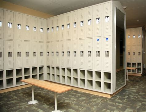 locker room how to determine what lockers are best for you the shelving