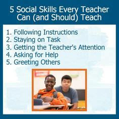 8 Skills You Can Teach Yourself On The by 1000 Images About Resources From Boys Town On