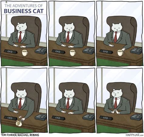 Buisness Cat Meme - the adventures of business cat weknowmemes