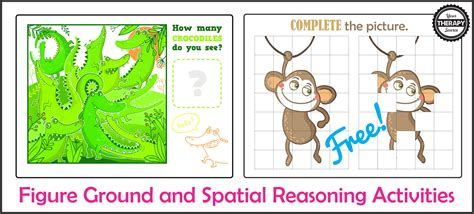 figure therapy figure ground and spatial reasoning activities your