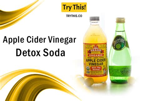 Apple Cider Vinegar Causes Detox by Detox Water Top 50 Fruit Infused Water Recipes Health