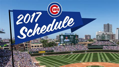 Cubs Giveaway Schedule - cubs release 2017 promotional schedule replica ws trophy bobbleheads starting