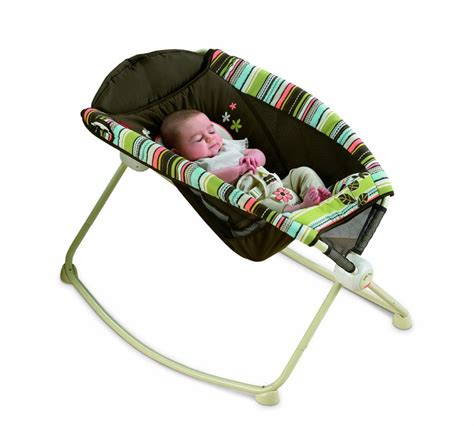 Fisher Price Easy Fold Sleeper by Fisher Price Newborn Baby Rock N Play Sleeper Rocker W