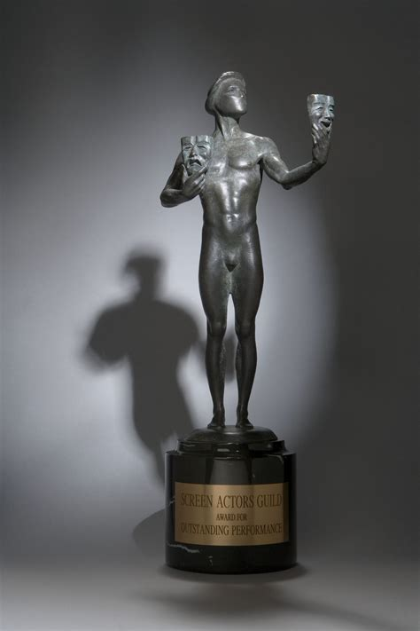 The Sag Award Goes To photos artwork for the screen actors guild awards