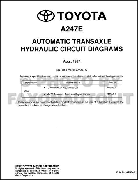 28 1998 toyota corolla wiring diagram manual original