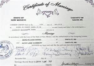 Nm Marriage Records Churches Urge High Court To Act On Marriage Daily