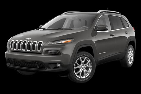 dark grey jeep 2014 jeep cherokee configurator latitude in dark gray