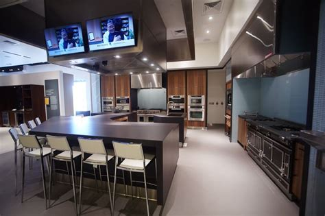 kitchen design san diego savor demonstration kitchen pirch utc pirch san diego