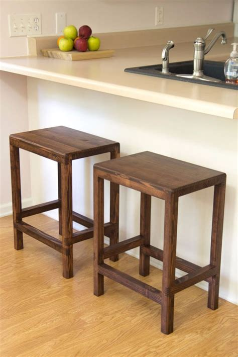 building bar stools 31 diy barstools you need to make for your home diy joy
