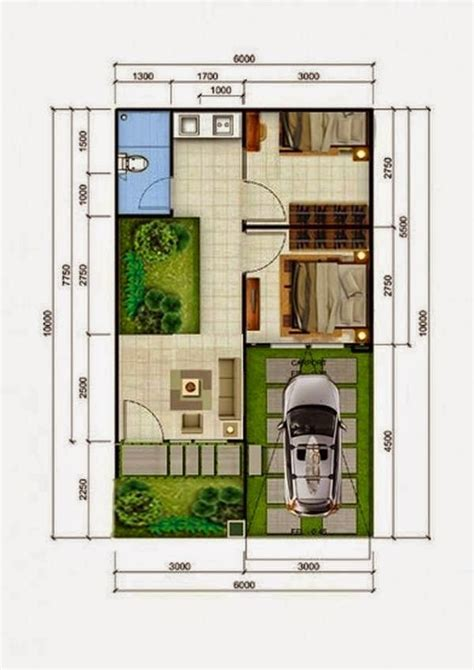 desain taman rumah modern minimalis images  pinterest garden ideas small gardens