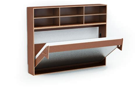 beds that fold into wall dumbo double tuck bed packs two folding beds into one wall unit inhabitots