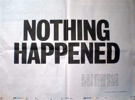 happened newspaper spread ad ecotricity  big ad