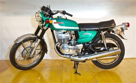 1972 Suzuki Gt380 Suzuki Gt 380 1st 380cc From 1972 By Moto A Raggi