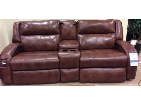 reclining sofa with center furniture motion loveseat with console loveseat