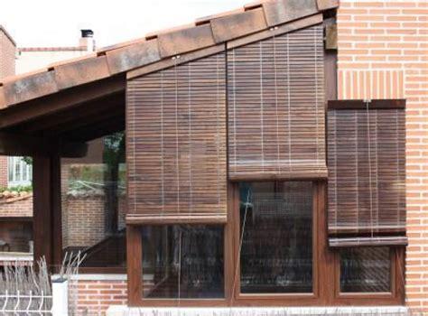 persianas exteriores persianas de madera para terrazas venecianas de