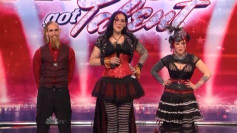 swing shift sideshow swing shift side show america s got talent wiki