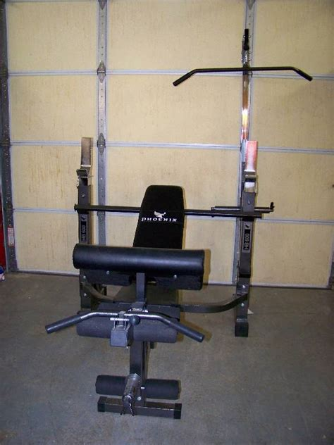 phoenix weight bench phoenix hb600 olympic bench belton all star bulk items