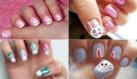 imagenes de uñas acrilicas para semana santa manicuras divertidas para semana santa y pascua