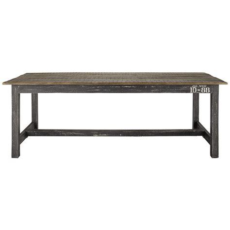 table de salle 224 manger en manguier l 220 cm sailor