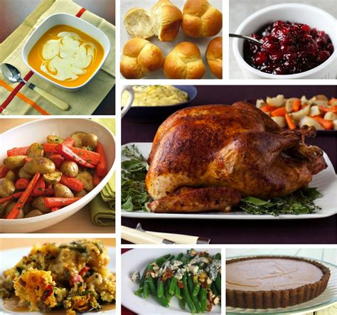 28 a traditional thanksgiving dinner traditional thanksgiving menu and shopping list best