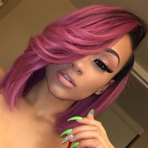 black women hairstyles sewing color purple 50 sensational bob hairstyles for black women hair