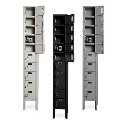cell phone lockers 10 cell phone lockers unit with key locks schoollockers