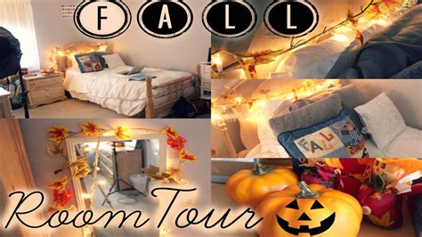 Fall At Room by Fall Room Tour 2014 Room Decor And Decorating