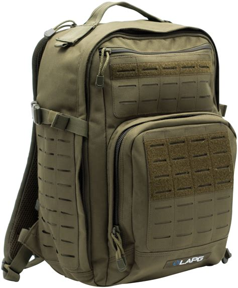 tactical bagpack la gear atlas 12 hour tactical backpack