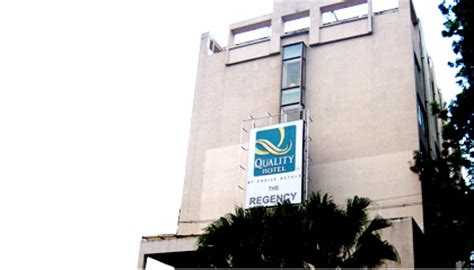 hotels near boat club road pune quality hotel regency pune discount booking for quality