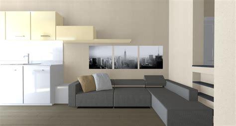mensole sotto tv appartamento pratico e fresco