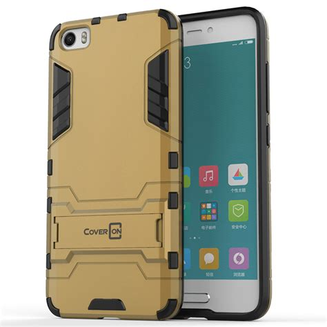 Armor Iron Xiaomi Mi5 Mi 5 Pro coveron 174 for xiaomi mi 5 hybrid stand armor dual layer phone cover ebay