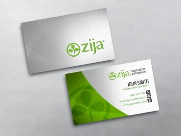 vemma business card template zija business cards free shipping