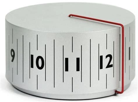 unique clock spinning contemporary clocks lexon around clock
