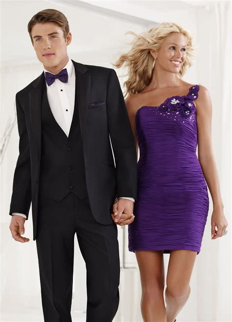 tuxedo trends the comeback of bow ties for proms