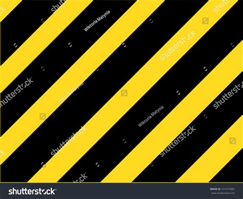 yellow warning pattern industrial striped road warning yellow black pattern