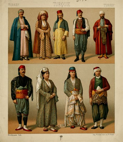 Traditional Clothes Of The Ottoman Empire History Ottoman Empire History For