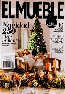 el mueble magazine subscription buy  newsstandcouk