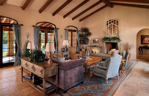 tuscan style living room paradise valley tuscan style