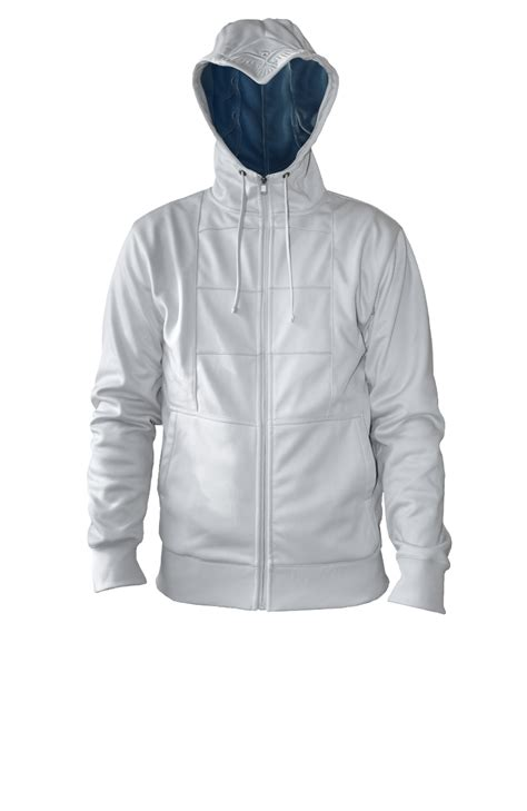 ubiworkshop announces assassin s creed iii connor beaked hoodie when nerds attack